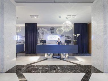 Novotel Resort Красная Поляна Сочи